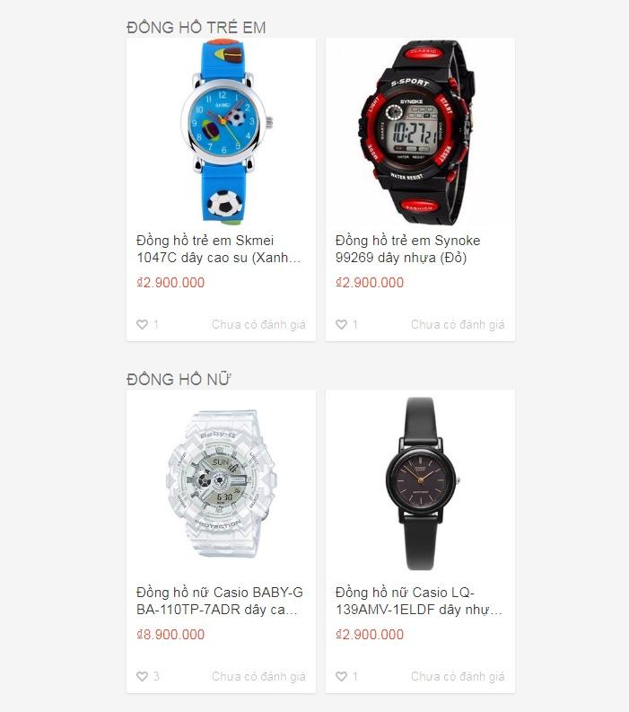 Hướng dẫn bán hàng trên Shopee đăng đồng hồ magiamgiashopee.com