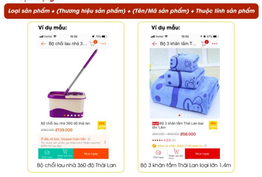 Hướng dẫn đăng bán sản phẩm Shopee