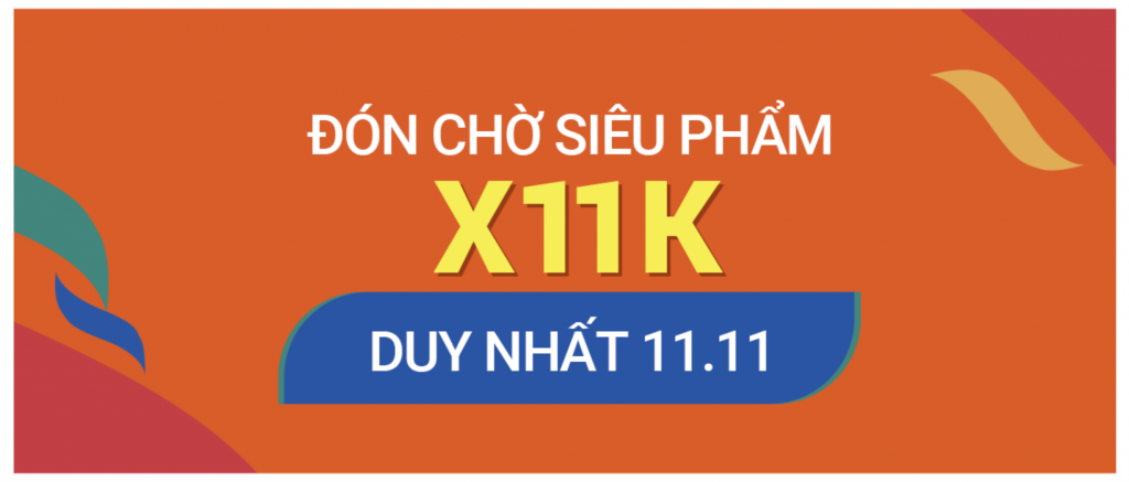 Shopee sieu sale 11.11